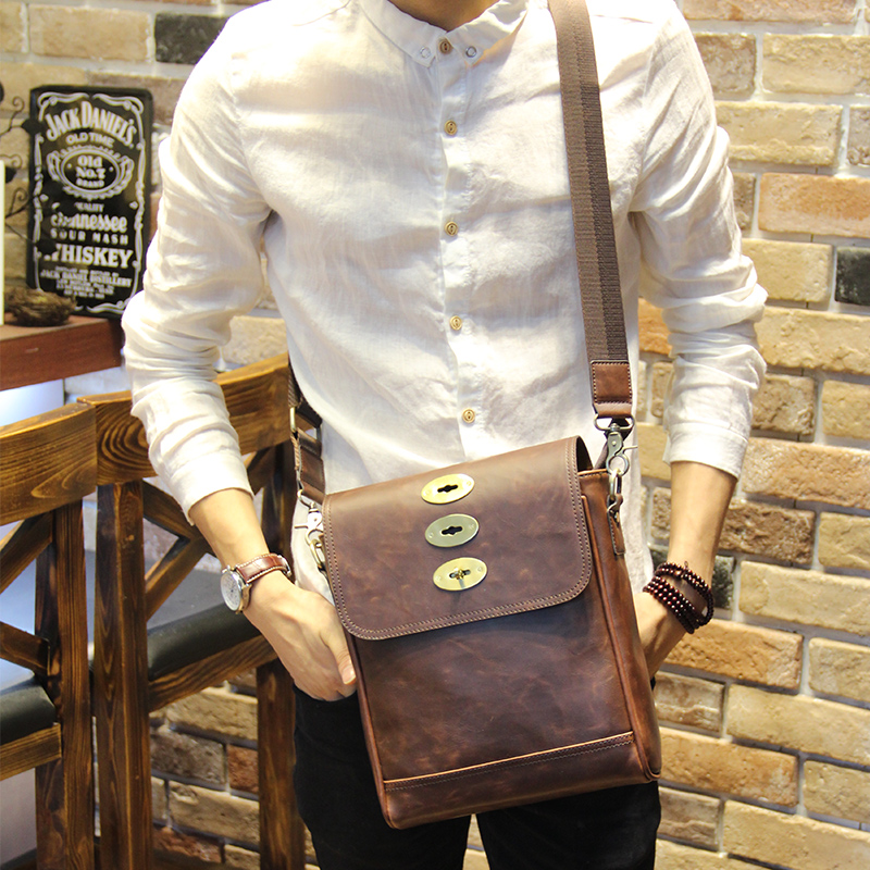 New-Crazy-Horse-Leather-Bag-Brown-Black-Vintage-Men-Messenger-Bags-Leisure-Business-Bags-Shoulder-Crossbody